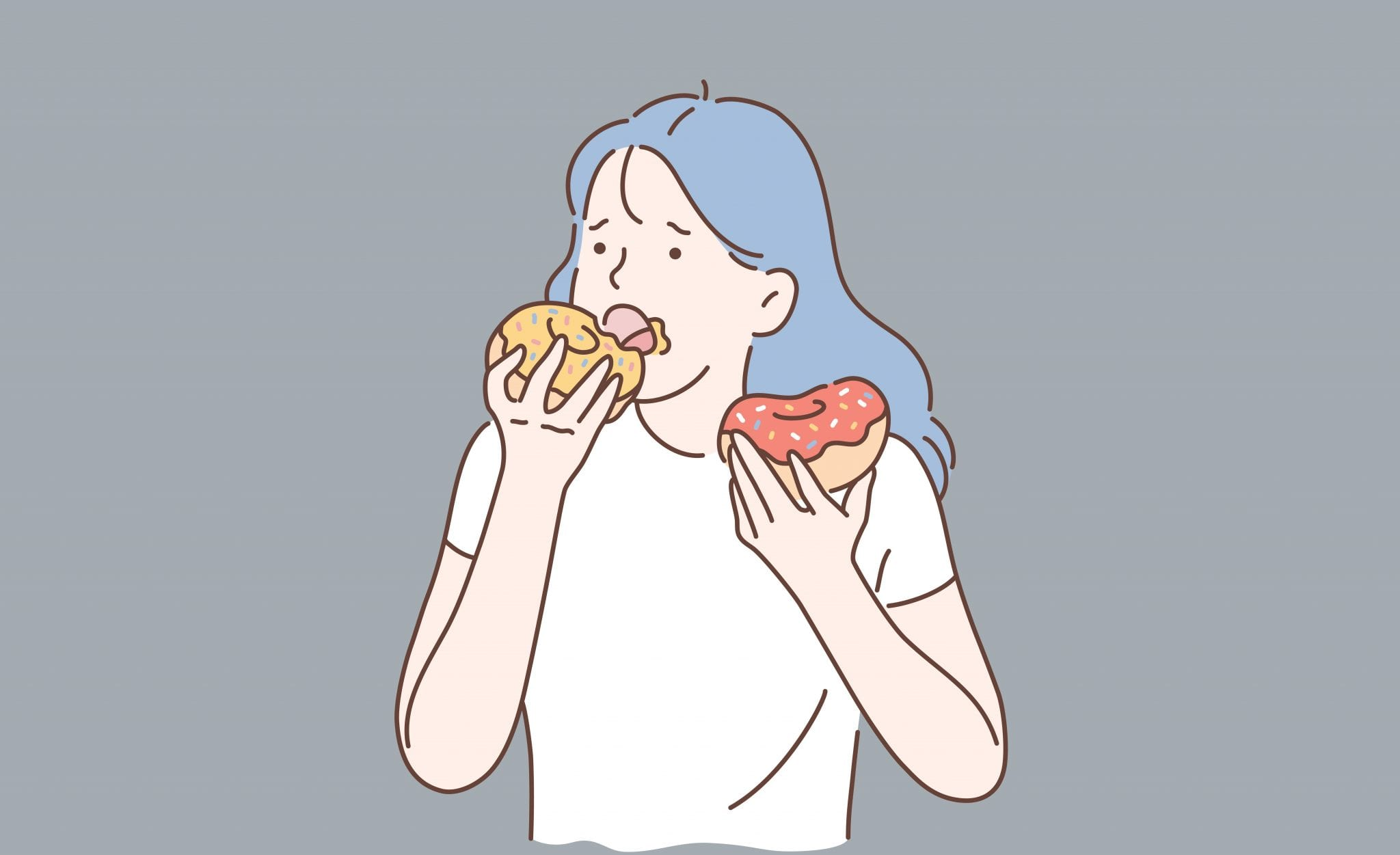 Anxiety and Overeating – What's the Overlap